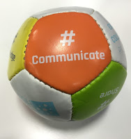 communciate ball