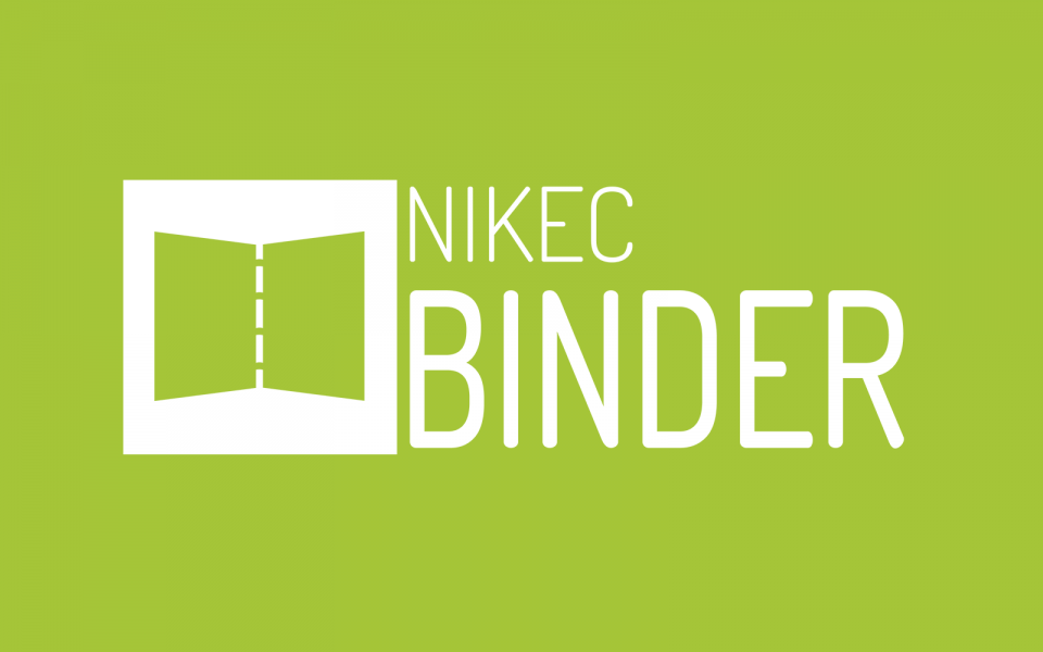 news-binder-green