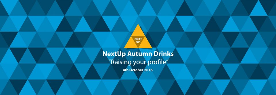 NextUp Raising Your Profile Logo